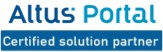 Altus Portal certified solution partner